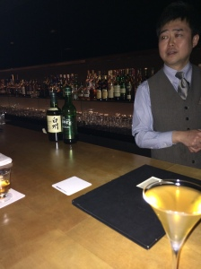 Whisky Mac, Bar Satonaka, Kyoto